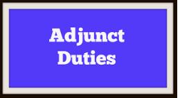 Adjunct Leadership Opportunities