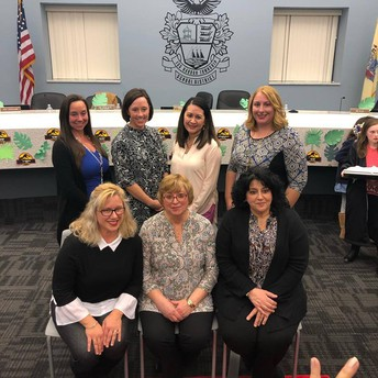 EHT Educational Service Professionals of the Year 2019