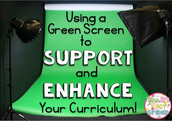 Read this Blog for some ideas to use with Green-Screen Tech
