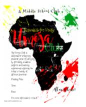 Umoja Club Invitation