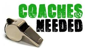 Coaches Needed for the 2019 - 2020 School Year!