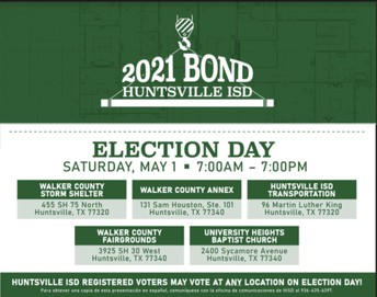 ELECTION DAY VOTING INFO