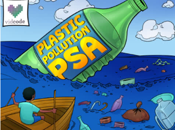 Plastic Pollution PSA