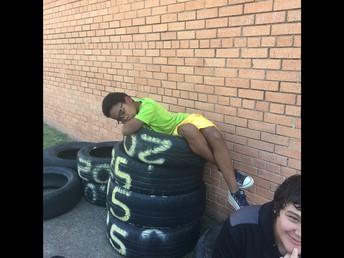 7th Grade Field Day