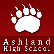 Ashland High School Website
