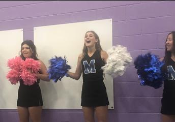 MHS Cheerleaders