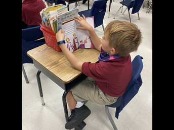 AR time in 2nd grade
