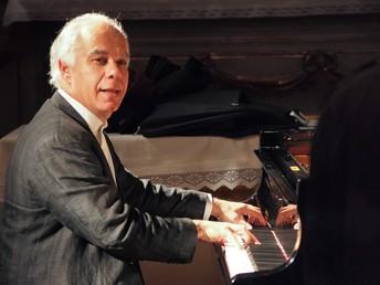 Masterclass de piano amb Pierre Réach