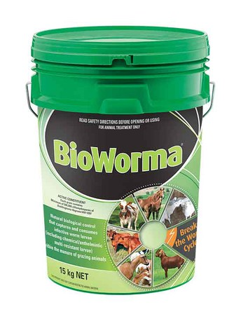 Field Evaluation of BioWorma® in Sheep