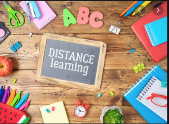 Distance Learning Begins