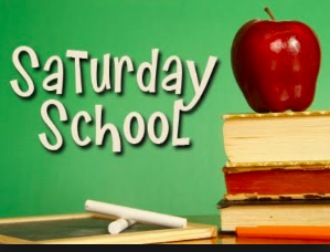 Tutoring  & Saturday School (selected students)