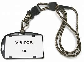 Visitor and Item Drop off Information