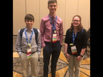 FBLA Attends National Leadership Conference
