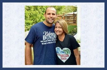 Howell Athletic Trainer Cody Elmendorf Donates Kidney