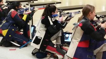 Rutland High School Student, Emily Reynolds has a Successful Shooting Season