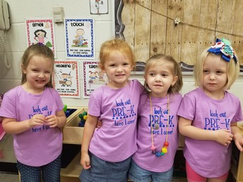 Look Out, Pre-K!