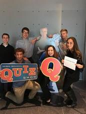 Seekonk students on High School Quiz Show!
