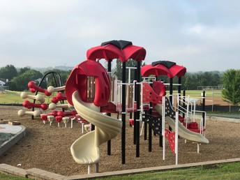Nuevo Parque Infantil en Indian Prairie