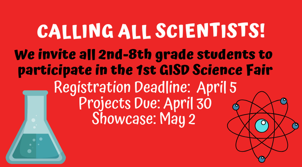 link to science fair info