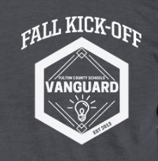The Vanguard Kickoff Event is on Saturday!