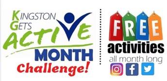 Kingston Gets Active Challenge!