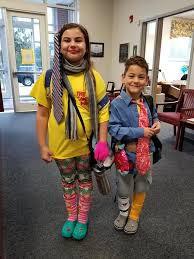 OLA School Spirit - Wacky Tacky Day - Wednesday, October 7th