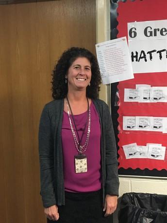 Ms. Nicole Miletto - 6th Grade Science