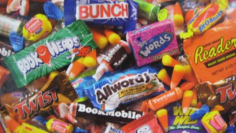 Sectional/Reward Candy