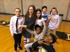Ecole Kenwood Presenters: Women's Rights - Voting, World War II,  and Jesse Owens Race Against Hitler