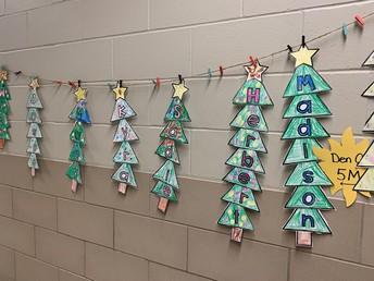 Kindergarten Trees