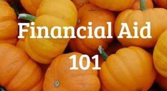 September Financial Aid Workshop