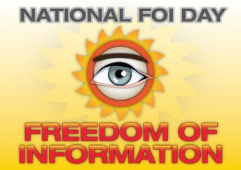FREEDOM OF INFORMATION DAY MARCH 16TH