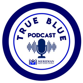 Listen to the True Blue Podcast today!