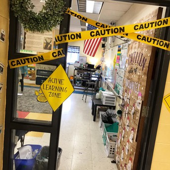 Caution: Learning Zone Ahead