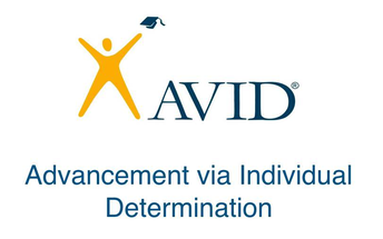 A message for 8th grade parents with students interested in AVID