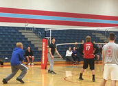 First Annual Charity Boys Volleyball