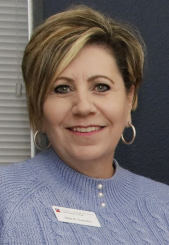 Abby Gonzalez, Senior Coordinator, San Antonio College