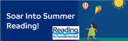 READING IS FUNDAMENTAL SUMMER READING PROGRAM