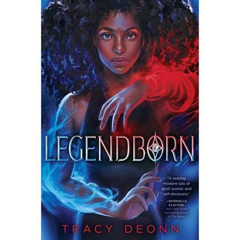 Legendborn book cover