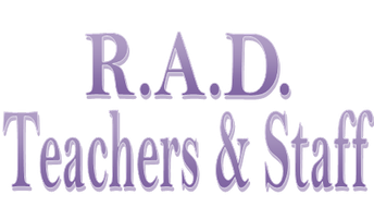 Nominate a R.A.D. Staff Member