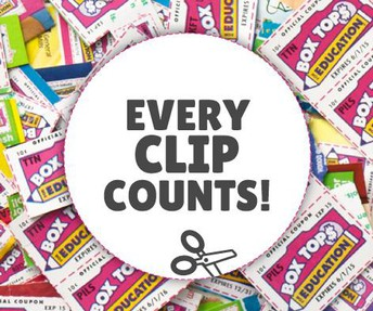 Bring in Your Box Tops