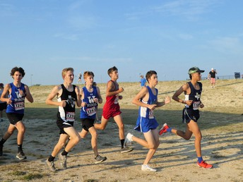 Cross Country Results from Decatur