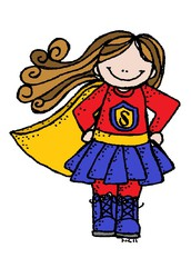 We Appreciate our Classroom Super Hero Parent Volunteers!!