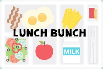 Kindness Week Lunch Bunch! March 2-5