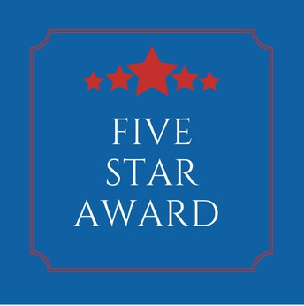 Five Star Award Winners