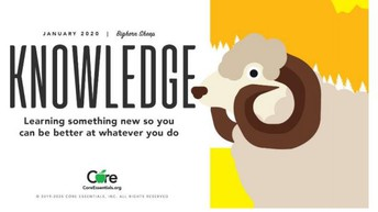 Character Trait of the Month: Knowledge