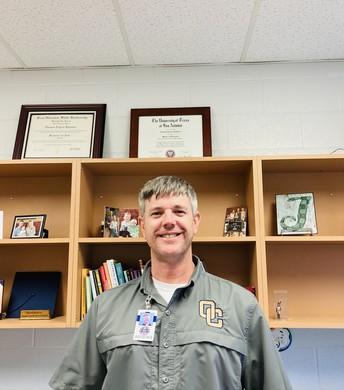 Meet the Vice Principal: Tom Johnson