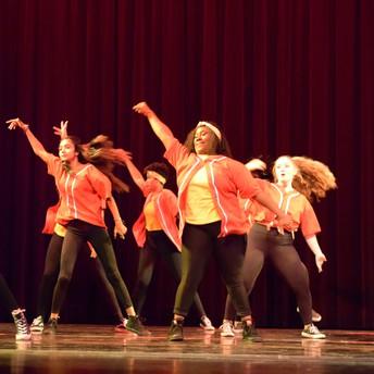 CI Dance Team