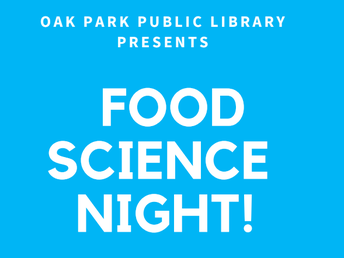 OPPL Food Science Night