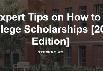 15 Expert Tips on How to Win College Scholarships